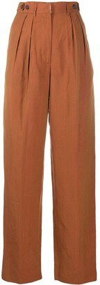Jean Paul Gaultier Pre Owned 1990s high-waisted trousers