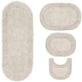 Thumbnail for your product : Home Weavers Double Ruffle 4 Pc Bath Set Bedding