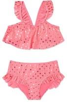 Hula Star Girl's 'Milkshake' Two-Piece Swimsuit
