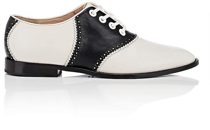 Altuzarra Women's Zelie Leather Oxfords