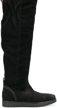 Tommy Hilfiger Knee-Length Boots