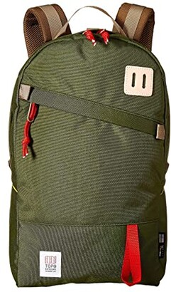 Topo Designs Daypack (Olive) Backpack Bags