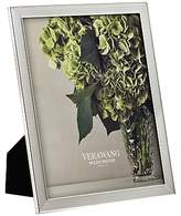 Vera Wang Wedgwood With Love Photo Frame, 8x10, Silver