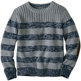 Boys Keeper Cotton Crewneck Sweater