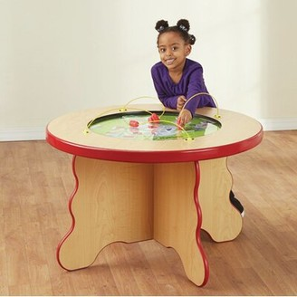 My Plate Kids Magnetic Activity Table Playscapes
