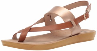 LFL by Lust for Life Women's LL-Sugar Wedge Sandal