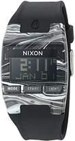 Nixon Men's 'Comp' Plastic and Silicone Automatic Watch