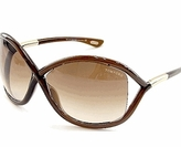Tom Ford - Brown Whitney TF9 Sunglasses