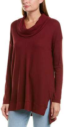 Splendid Cowl Neck Tunic