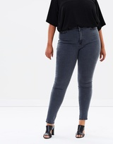 Harlow Shades of Grey Skinny Jeans