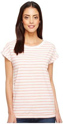 U.S. Polo Assn. Women's Short Drop Sleeve T-Shirt