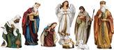 Joseph Joseph Roman 8-pc. Nativity Set with Angel