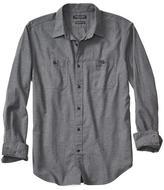 Banana Republic Camden-Fit Luxe Flannel Double Pocket Shirt