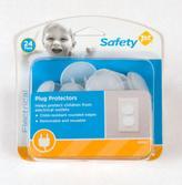 Safety 1st Outlet Plug Protectors 24 pk