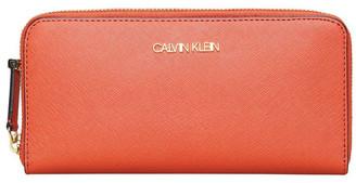 Calvin Klein Zip Around Wallet