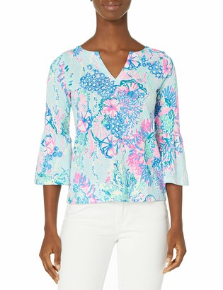 Lilly Pulitzer Women's Tosha Printed Top