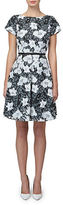 Erin Fetherston Floral Fit-and-Flare Dress