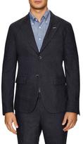 Gant Wool Donegal Notch Lapel Sportscoat