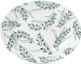 Lenox Goldenrod Collection Oval Platter