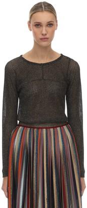 Missoni Viscose Blend Knit Sweater