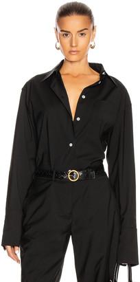 GAUGE81 Lowly Long Sleeve Top in Black | FWRD