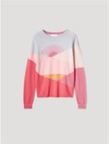 Cocoa Cashmere - Savannah Ski Sweater - medium