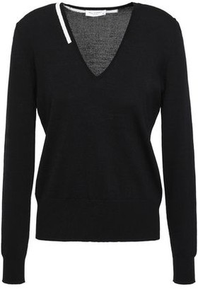 Equipment Demia Stretch-knit Sweater