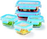 Zyliss Fresh 10-Piece Glass Food Storage Set