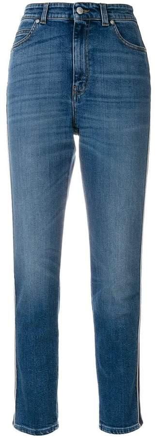 Alexander McQueen Selvedge Stripe jeans