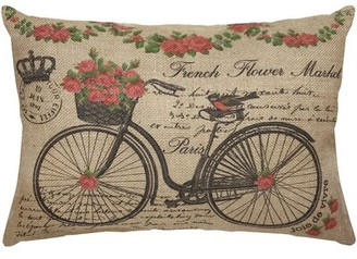 Young Blood Ophelia & Co. Youngblood Lumbar Pillow Ophelia & Co.