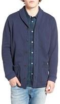 RVCA Men's Duality Shawl Collar Sweatshirt