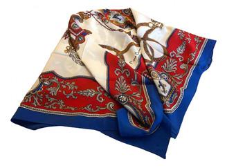 Pierre Cardin Multicolour Silk Scarves