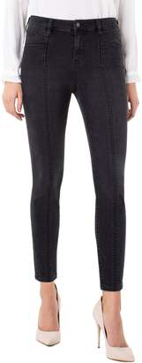 Liverpool Abby Seamed Ankle Skinny Jeans