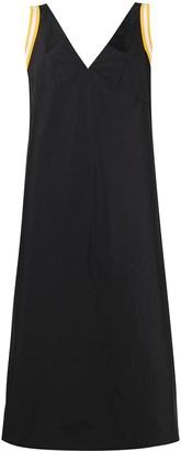 Plan C Loose-Fit Sleeveless Dress