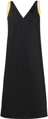 Plan C Loose-Fit Sleeveless Dress