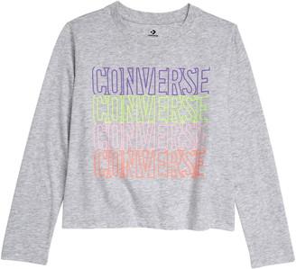 Converse Kids' Long Sleeve Graphic Tee