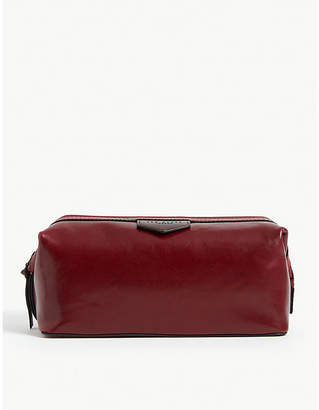 Ted Baker Delly leather wash bag