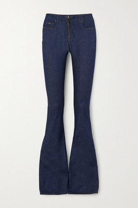 Tom Ford High-rise Flared Jeans - Blue