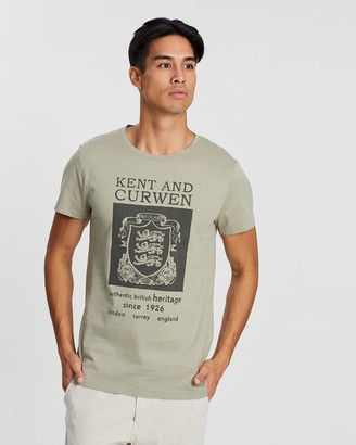 Kent And Curwen Logo T-Shirt