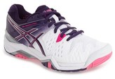 Women's Asics 'Gel-Resolution 5' Tennis Shoe