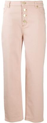 Baum und Pferdgarten High-Rise Straight Leg Jeans