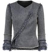 Roland Mouret Kirkham Tweed Jacket