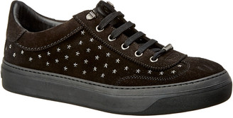Jimmy Choo Suede Sneaker