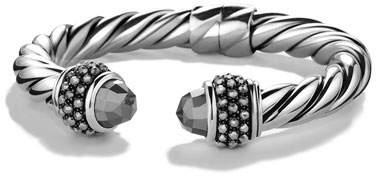 David Yurman Renaissance Reverse Set Bracelet with Hematine
