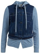 Semi-Couture Giubbino Semicouture Jaxon In Denim E Cotone