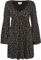 Denim & Supply Ralph Lauren Julia empire floral dress