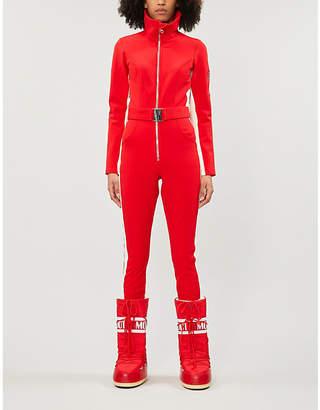 Cordova The stretch-woven ski suit