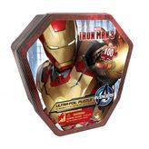 Iron Man Marvel 3 ultra-foil puzzle tin by cardinal