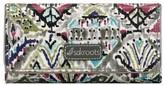 Sakroots Women's Artist Circle Snap Trifold Wallet