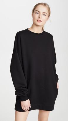 Ninety Percent Jumbo Sweatshirt Dress